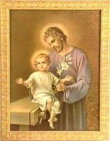 sao_jose Quem é, e quem foi Saint Germain - Revelador do EU SOU